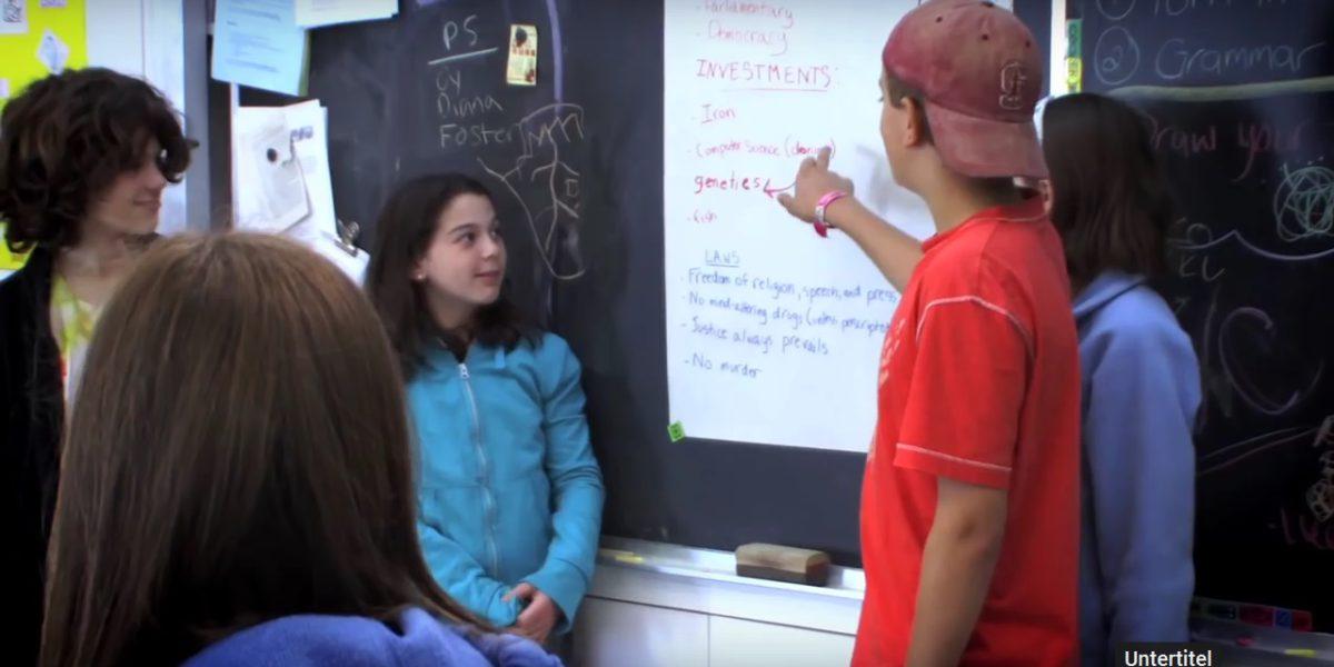 Lernen im 21. Jahrhundert. Ideen für eine bessere Bildung.