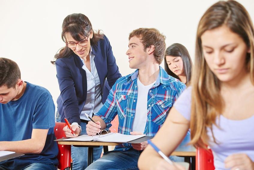 Nachhilfeunterrich in der lernfabriQ Kempten - von der Grundschule bis zum Abitur